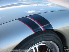 2 COLOR 4 3.5 Grand Sport Fender Hash Mark Stripe Stripes Fit C5 C6 C7 Corvette