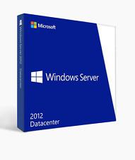 Microsoft Windows Server 2012 Datacenter License Key + Download Link