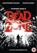 The Dead Zone - DVD - Uncut - Special Edition - David Cronenberg