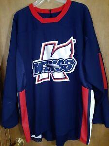 Kalamazoo Wings ECHL Hockey Jersey