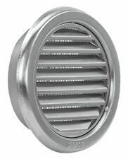 Circle Stainless Steel Air Vent Grille Cover 100mm Metal Ventilation Cover