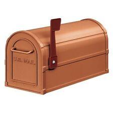 Salsbury Industries Antique Rural Mailbox - Copper-MAILBOX 4850A-COP Mailbox NEW