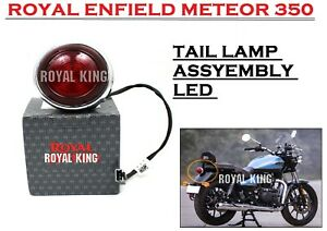 """Genuine Royal Enfield Meteor 350 """"TAIL LAMP ASSEMBLY LED"""""""