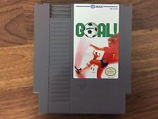 Goal (Nintendo Entertainment System, 1989) Tested Works