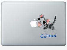 Chi's Sweet Home Cat Macbook Stickers Macbook Air Pro Decal Skin for Macbook CC