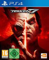 PS4 Tekken 7 NEU&OVP Playstation 4
