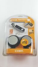 Coby MP3 Digital Music Player MP-C82714 New Sealed