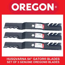 3 Pack Oregon 591-259 Mower Blade Gator G5 Fits Encore 603055 603056