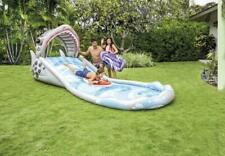 Scivolo gonfiabile Surf Intex 57159 Surf 'N Slide squalo acqua bambini