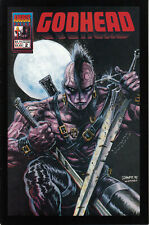 Anubis Press Godhead #2 of 3, 1993 Fine