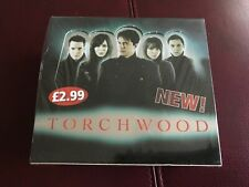 More details for torchwood trading cards - complete sealed box