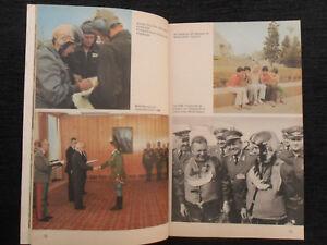 """6540 EAST GERMAN/DDR/GDR/NVA COLD WAR """" AIRCRAFT 1989 Calendar book"""""""