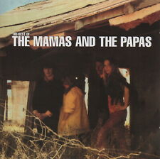 THE MAMAS AND THE PAPAS - The best of - CD album
