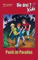 Die drei Fragezeichen-Kids, Bd.1, Panik im Paradies | Buch | Zustand gut