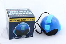 Megaman Blue Helmet Computer Speaker Nerd Block Arcade Block Exclusive Capcom