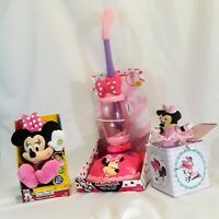Lot of (3) Pre-owned Disney Minnie Mouse fun Toys