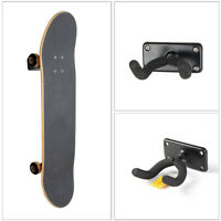 Skateboard Longboard Wall Mount Holder Rack Hanger Skateboard Accessories