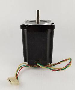 NEMA 34, 1200 oz-in, Stepper Motor with encoder, KL34H2120-60-4B
