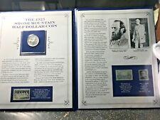 1925 stone mountain commemorative half dollar coin Postal Commemorative Society