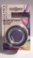 Ombre à Paupière Color Tattoo 24Hr 15 Endless Purple Gemey Maybelline