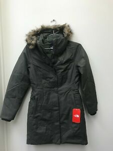 Women's The North Face Arctic Parka II Size Small.