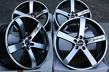 "19"" BMF BLADE ALLOY WHEELS FIT VAUXHALL ASTRA CORSA MERIVA SIGNUM VECTRA ZAFIRA"