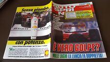 AUTOSPRINT 1991 N 35 F 1 GP BELGIO SENNA E BERGER - MILLE LAGHI LANCIA 1 8/17