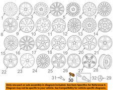 MERCEDES OEM 07-16 S550 Wheel-Wheel Lug Bolt 0009905407