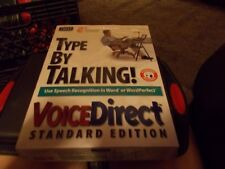 IMSI TYPE BY TALKING VOICEDIRECT STANDARD EDITION BRAND NEW SEALED