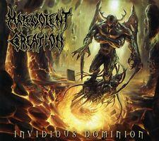 Malevolent Creation - Invidious Dominion [New CD] UK - Import