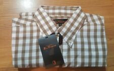 Ben Sherman Check Regular Size Casual Shirts & Tops for Men