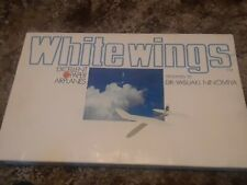 White Wings Excellent Paper Airplanes Designed by Dr. Yasuaki Ninomiya