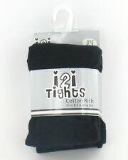 Ropa de niña de 2 a 16 años negro color principal negro 100% algodón