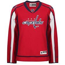 Washington Capitals Women s NHL Reebok Red Premier Jersey- L ade52a628