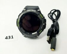"""Casio """"Pro Trek"""" Outdoor Heart-Rate GPS Sports Watch WSD-F21 WSD-F21HR-BKAGU"""