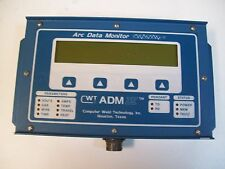 COMPUTER WELD TECH ARC DATA MONITOR WT ADM IV - USED - FREE SHIPPING