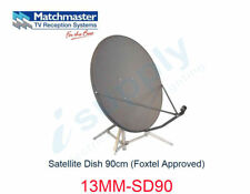 MATCHMASTER  Satellite Dish 90cm (Foxtel Approved)  13MM-SD90