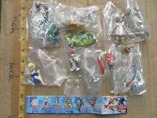 Bandai HGIF Mai Z Hime Part 2  figure gashapon 6 pcs