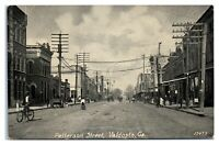 Early 1900s Patterson Street, Valdosta, GA Postcard *5Q19