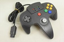 Nintendo 64 Controller HUDSON JOY CARD Black Working Tested N64 Game JAPAN 0992