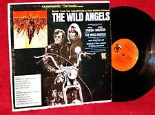OST LP THE WILD ANGELS DAVIE ALLAN AND THE ARROWS 1966 TOWER NM STEREO BIKER