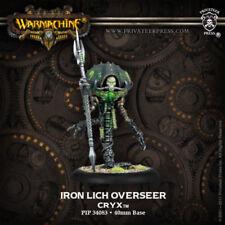 Warmachine: Cryx: Iron Lich Overseer PIP 34083 - BNIB