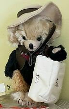 "New ListingMerrythought Limited Edition 7"" Mohair Cheeky Teddy Bear: ""Fortyniner"""