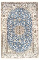 """Elegant Hand Knotted Silk and Wool Fine NEW Area Rug 10' X 6'8"""""""
