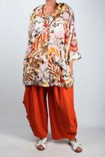 Damenjacken & -mäntel im Lagenlook-Stil aus Baumwolle in Übergröße