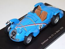 1/43 Spark Delahaye 145  Car #2  1938 24 H of Le Mans  S2726