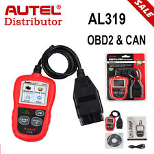 Autel Autolink AL319 OBD2 Code Reader Scanner For Ford GM Toyota BMW BENZ etc