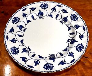 Beautiful Spode Colonel Blue Dinner Plate