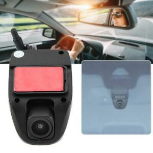 Voiture DVR Dashboard Camera USB 1080P HD Support TF Card Car Video Recorder