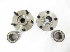 Front Left & Right Wheel Hub & Bearing Set For MAXIMA/ALTIMA/INFINITI I30 , I35